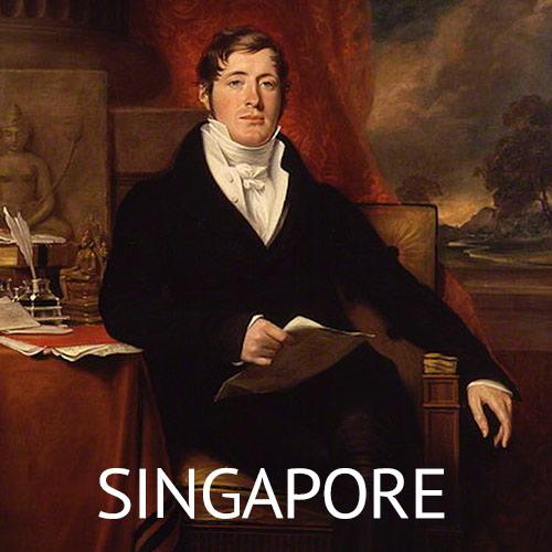 DIE GESCHICHTE SINGAPURS